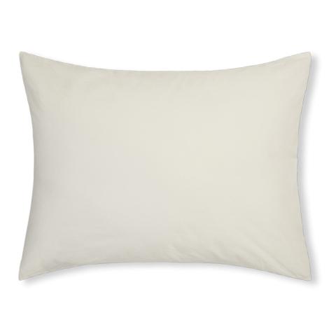 Funda almohada 50x70 blanco marfil