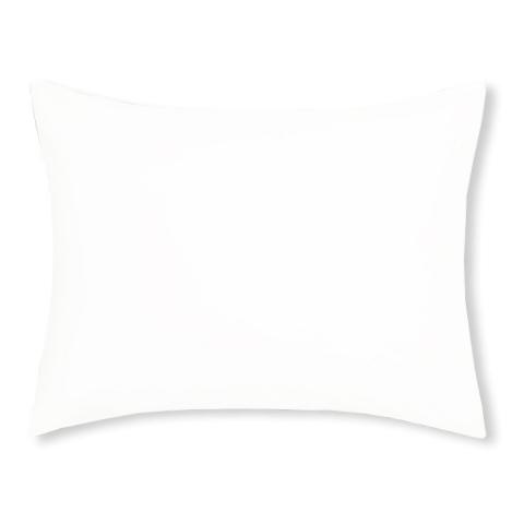 Funda almohada 50x70 blanco nieve
