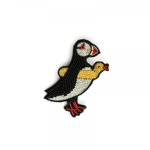 Broche Pingüino con flotador