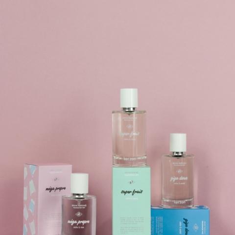 Perfume Mega propre