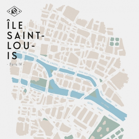 Perfume Ile Sant Louis