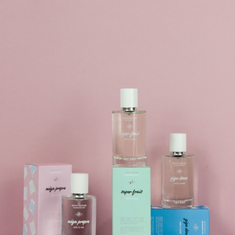 Perfume Super frais