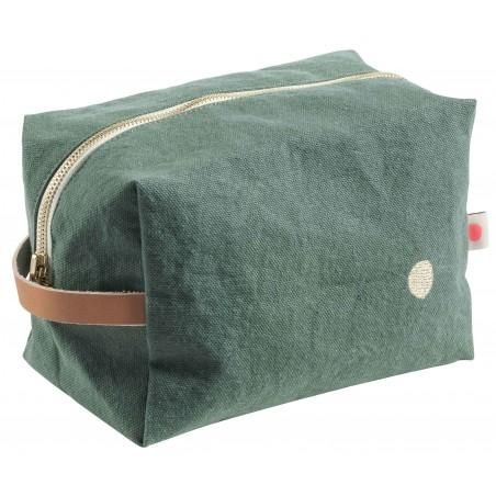 Neceser XL cubo Verde