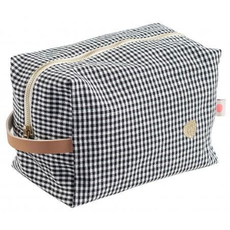 Neceser XL cubo Vichy