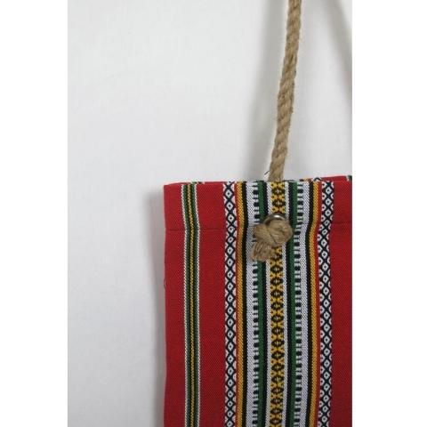 Bolso teodora Rojo