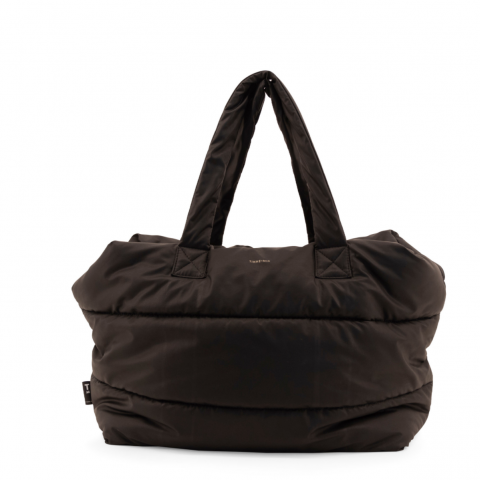 big puffy weekend bag