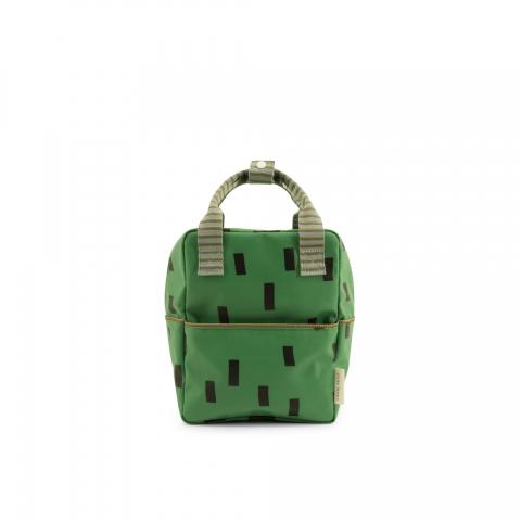 Mochila pequeña edición especial verde