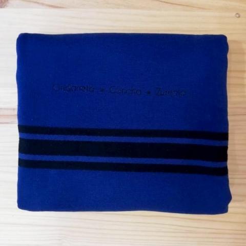 Toalla - pareo 3Playas Azul marino