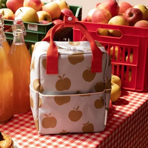 Mochila pequeña edición especial manzana