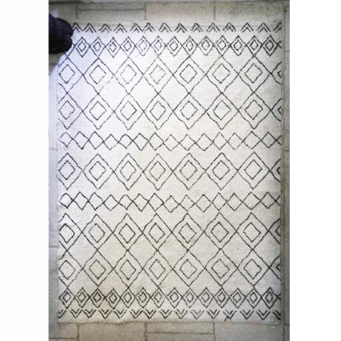 Alfombra algodón kashi 160x230cm