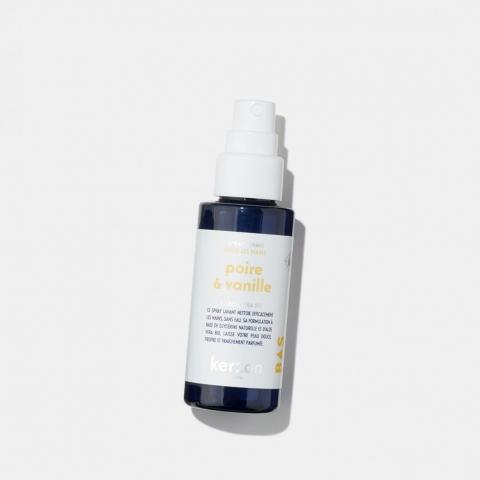 Spray limpiador de manos - Poire & Vanille