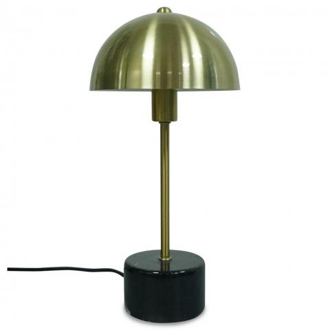 Lámpara Axel mármol negro